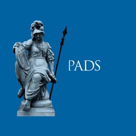 Das Logo der Domus Scientiae Stiftung Pallas Athene