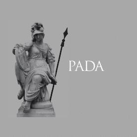 A Pallas Athéné Domus Animae Alapítvány logója
