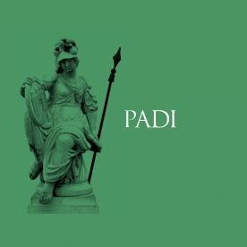 A Pallas Athéné Domus Innovationis Alapítvány logója