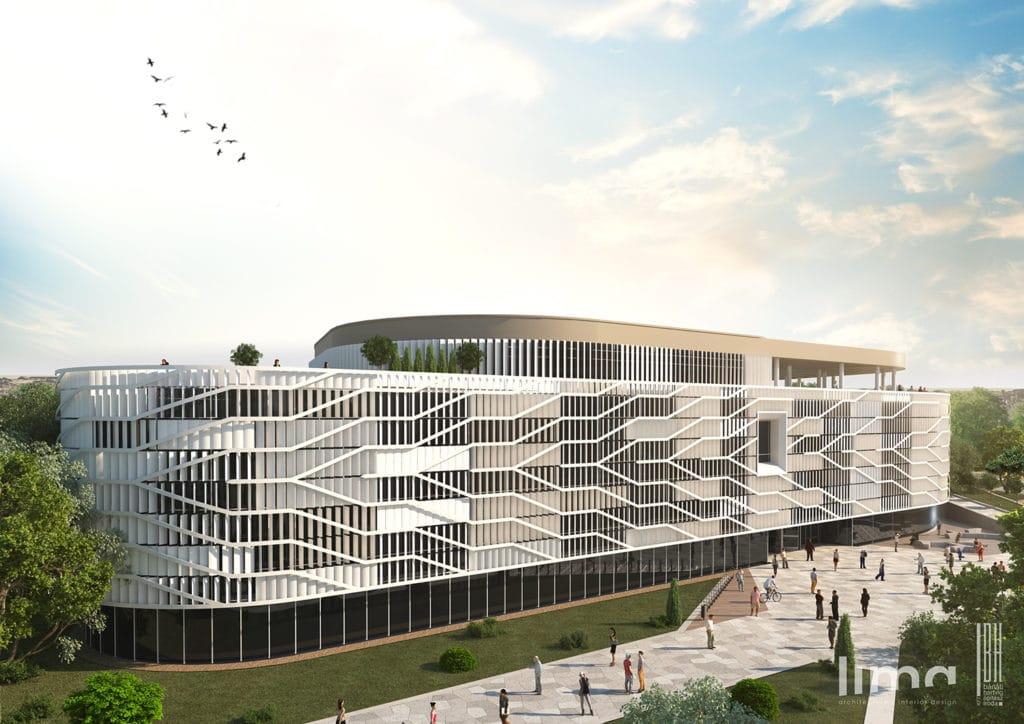 A legnagyobb<br /> Oktatási épület